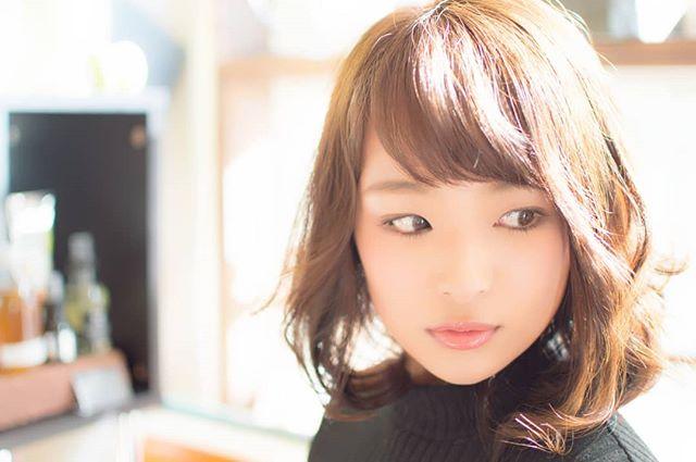 天気良い!早く春になれー!#藤沢#美容室#モデル#髪型